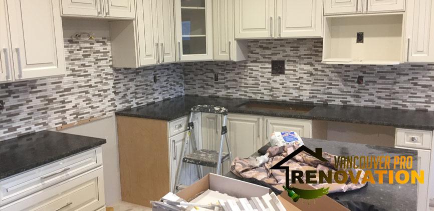 Backsplash Tile Installation In Canada Bc